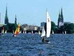 Alster Lake Hamburg [Photo: hamburg-tourism.de]