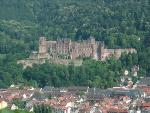 Heidelberger Schloss — Heidelberg Castle [Photo: Christian Bienia]