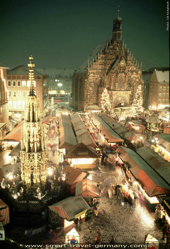Nuremberg Christmas Market Germany S Most Famous One