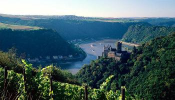 German Rivers And River Cruises - Rivers in germany