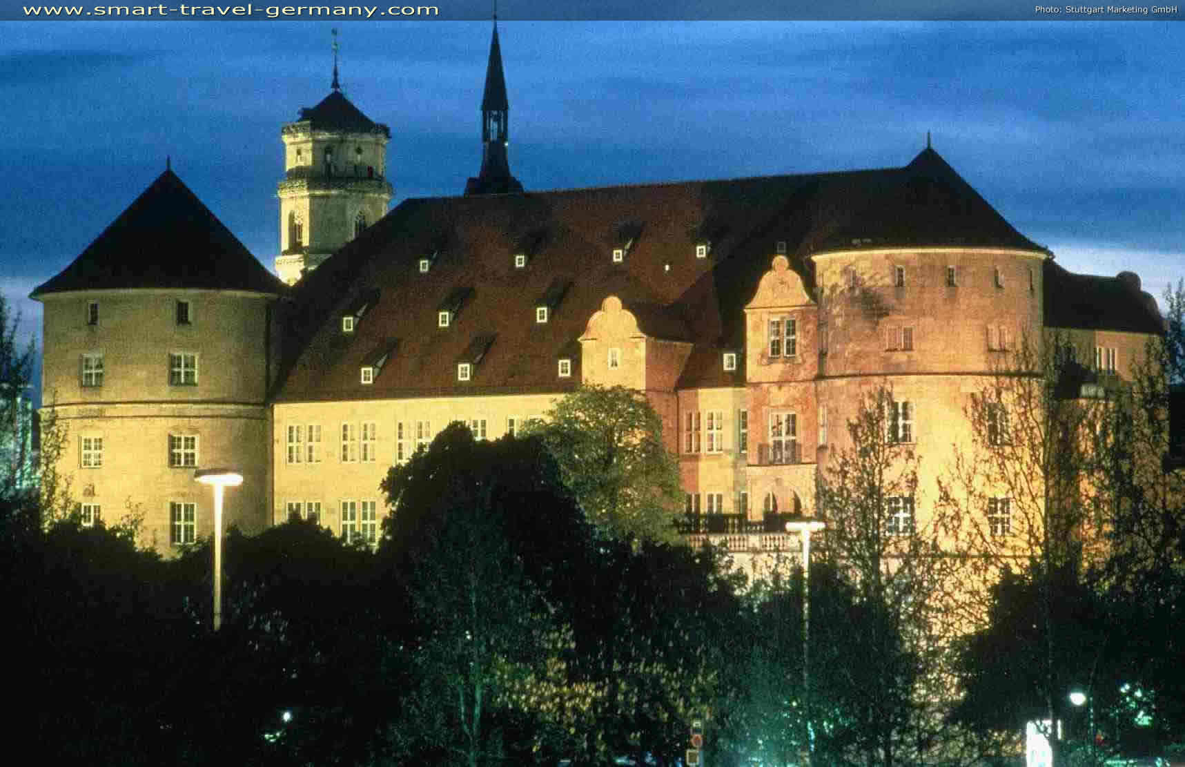 stuttgart old castle a place to feel the past. Black Bedroom Furniture Sets. Home Design Ideas